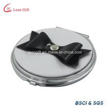 Deco de arco redondo pequeno compacto maquiagem espelho