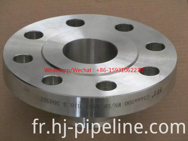 304 pipe flange