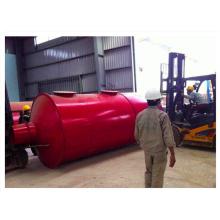 Planta de la máquina de fabricación de carbón de cáscara de coco de alta calidad del precio de la biomasa