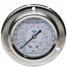 Hot selling good quality refrigerant pressure gauge