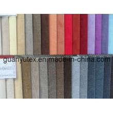 Soft Velvet Decorative Fabric for Home