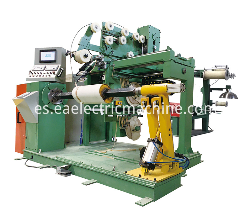 Transformer Coiling Wind Machine
