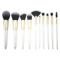 10PC muss Make-up-Pinsel haben