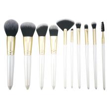 10PC Must Have Makeup Brush Set