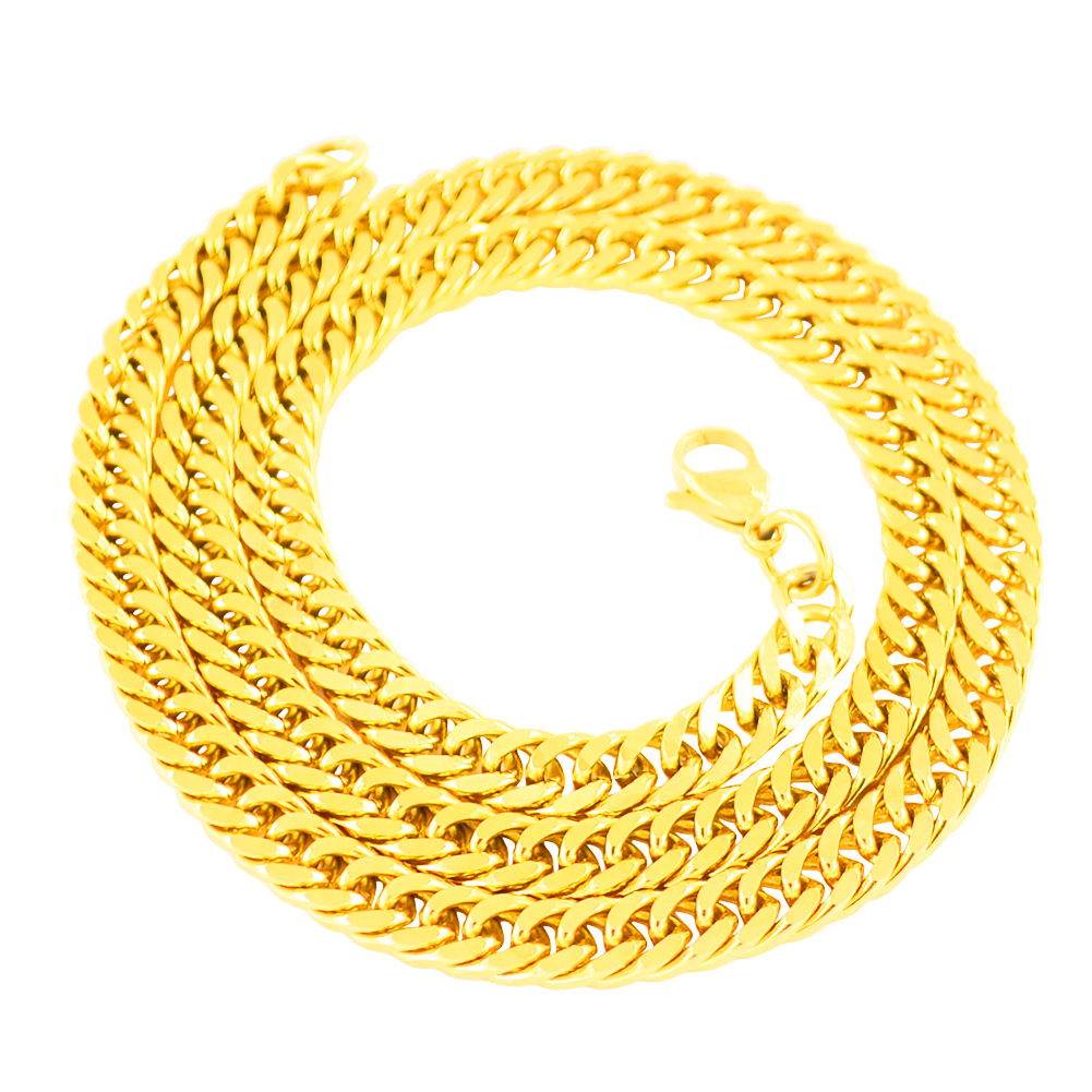 Gold Chain Necklace for Men