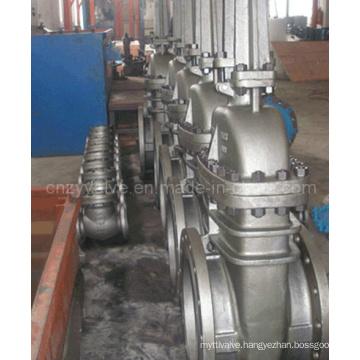 API Stainless Steel CF8 (M) /CF3 (M) Flanged Gate Valve
