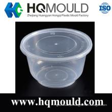 Molde plástico do recipiente de empacotamento da bacia de Roud