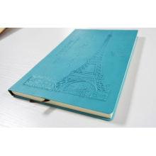cuaderno reciclado cuaderno de impresión personalizado al por mayor en espiral