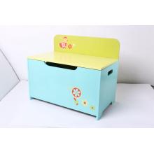 Storage Wooden Toy Storage Toy Box Bench Chest Storage Case Children Furniture Decoration Furniture