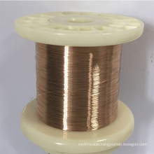 Copper Nickel Alloy CuNi Flat Electrical Wire