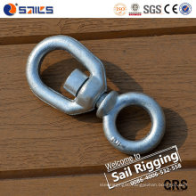 Forged Galvanized Carbon Steel Chain Swivels