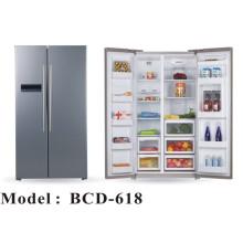Réfrigérateur CC du système solaire BCD-618L