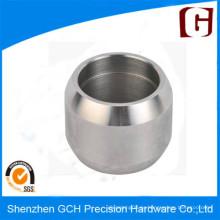 Mecanizado de piezas de acero inoxidable OEM de alta precisión