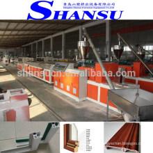 65/132 LIGNE DE PRODUCTION DE PROFIL PVC POUR PROFIL DE FENETRE