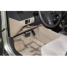 Cinta protectora para la alfombra del coche