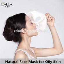 Schlamm Maske Blatt Patch natürliche Gesichtsmaske für fettige Haut