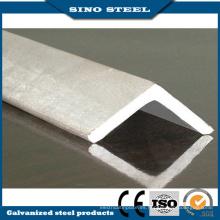 Barra de ángulo de acero galvanizado Q235 A572 A36 50 * 50 * 4 mm