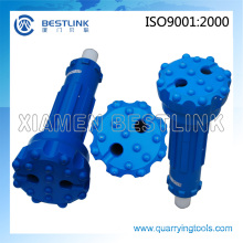 High Air Pressure DHD350 Water Well DTH Bits for Mining