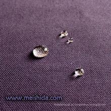 Tela de algodão repelente de água