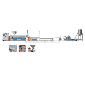 Пластиковые Экструдер PP PE ABS PS отходов