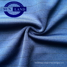 polyester Spandex Elastic Jersey Fabric with antistatic For Yoga Wear