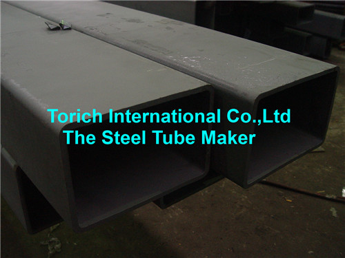 Rectangle Seamless Steel Tubes