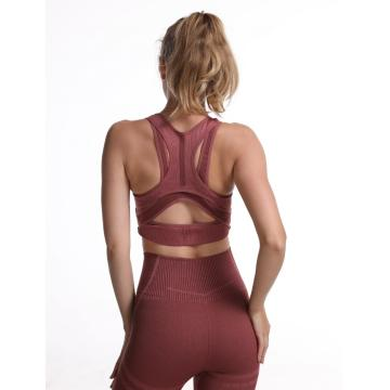 2020 Set da yoga Two Piece Slim Sport