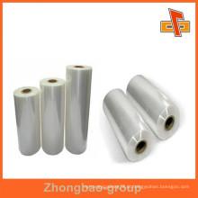 Película de strech de envoltório de paletes transparente boa para embalagem
