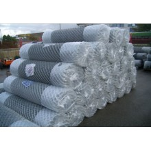 Hot Dip Galvanized Chain Link Fence
