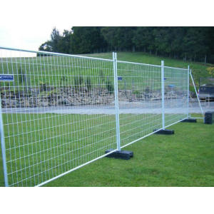 Storage Movable Temporary Fence