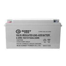 Inversor de batería 12v 150AH GEL para sistema 3kw
