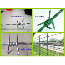 Hohe Qualität Stacheldrahtzaun / Barbwire / Blade mesh / Stacheldraht Strang