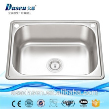 Modern bathroom portable sink with hot water