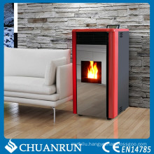 Automatic Feeding Wood Pellet Fireplace