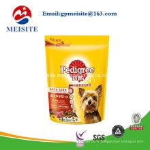 Sac de conditionnement alimentaire personnalisé Stand up Pets