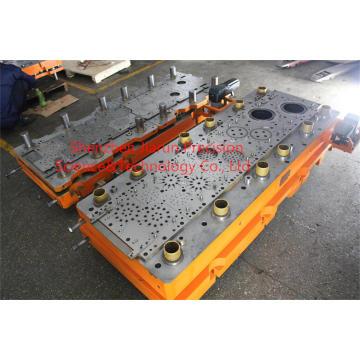 Progresivo / Estampado Die / Mold / Tooling para Rotor de Motor y Estator