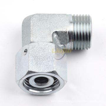 2017 Best sale Light series JIC MALE water adapter flexible hose connector