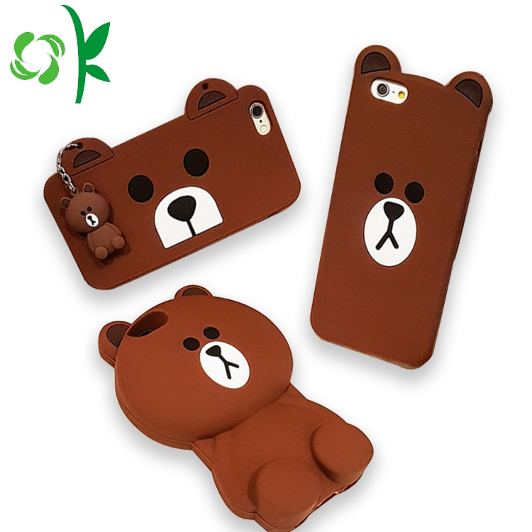 3d Silicone Cell Phone Case