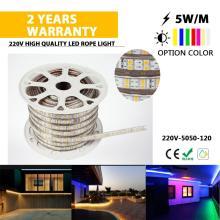 High lumen 5050 2 line LED strip light