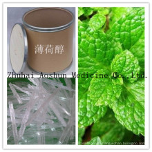 100% Natural and High Quality Menthol Crystal