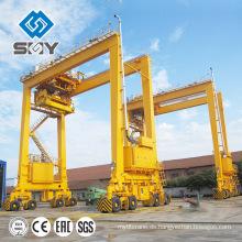 Doppelträger 50 Tonnen Mobilcontainer Portalkran Preis