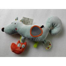 Fábrica de suministros de cama de bebé miti-función de juguete