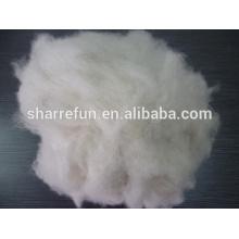 Sharrefun Dehaired Silver Fox Laine 17.5mic 28mm