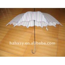 Blatt stark Werbeartikel Regenschirm