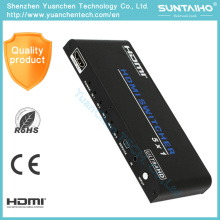 Soutenir 3D Switcher HDMI 1080p 4kx2k 5X1 pour la vidéo