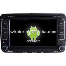 Android System Auto DVD für VW Sagitar / Magotan / Tiguan / Polo / Eos