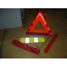 Kits de sécurité avec triangle d'avertissement