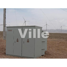 Combined Transformer For Wind Power Generation 35kv