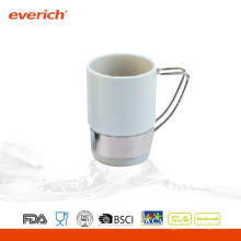 2015 Nouveau produit bon marché petite tasse de café en céramique personnalisée