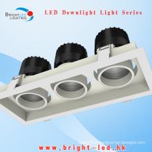 Bridgelux LED Downlight Luz de teto LED